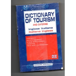 dictionary of tourism and catering -inglese/italiano_italiano inglese